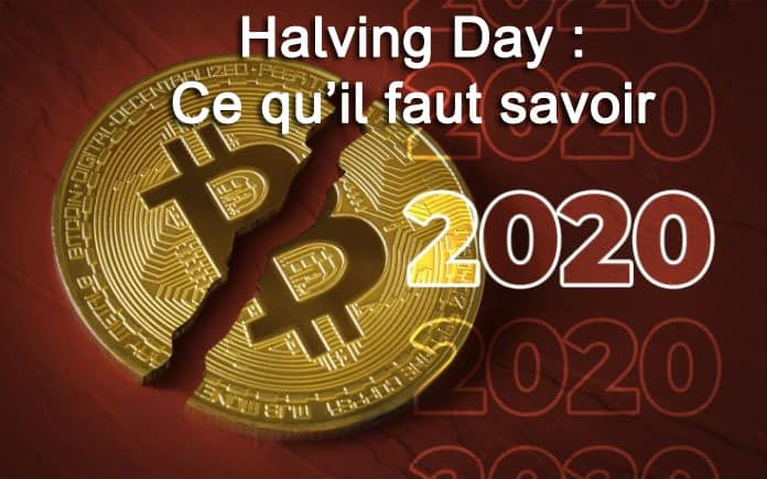 Halving Day - Bitcoin