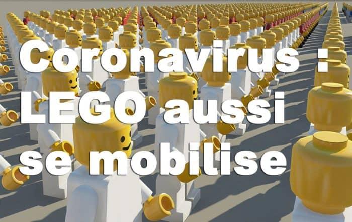 LEGO se mobilise