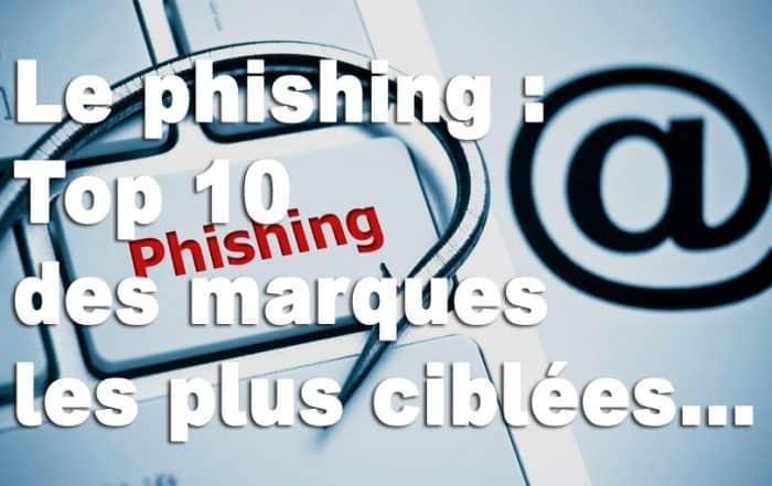 Phishing top 10 Apple