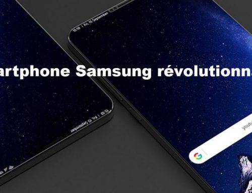 Samsung et son nouveau Smartphone révolutionnaire