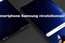 Samsung smartphone revolutionnaire