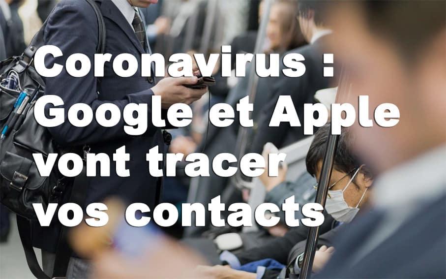 coronavirus google et apple tracking