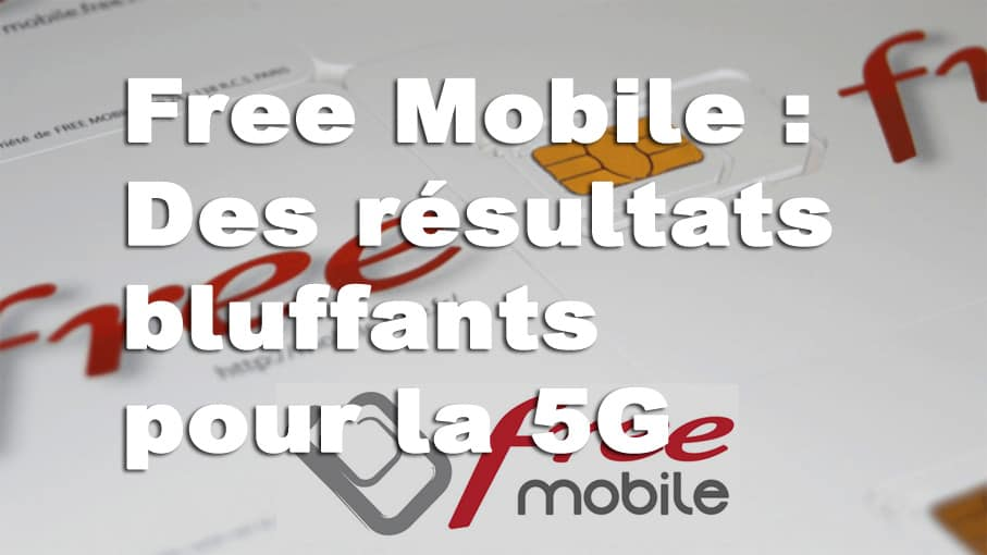 freemobile 5G