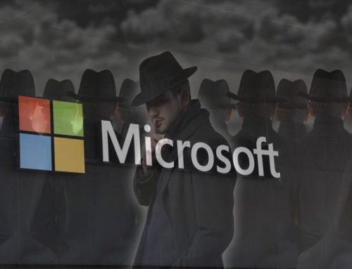 Les théories du complot planent sur Windows 10